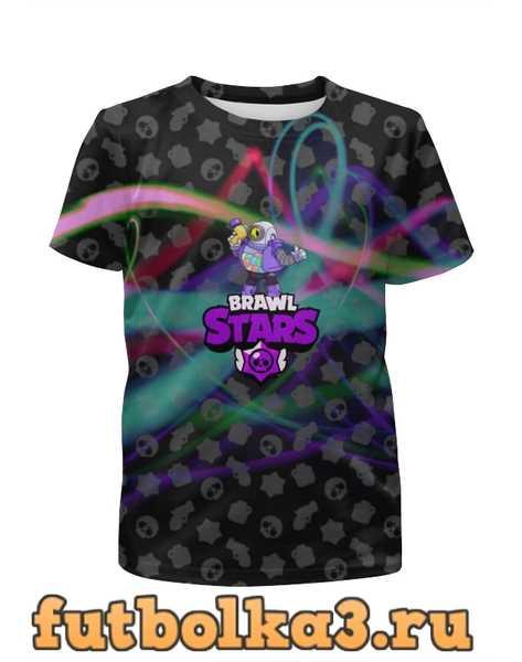 Футболка для девочек Brawl Stars