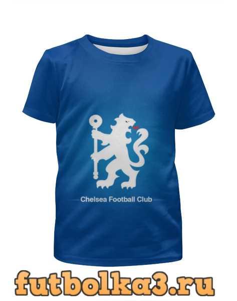 Футболка для девочек Chelsea (Челси)