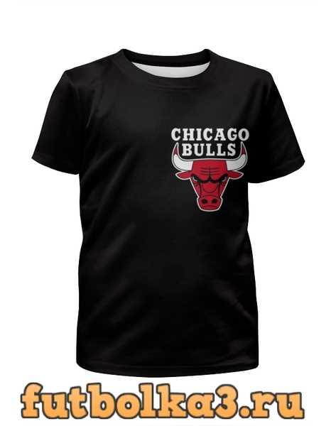 Футболка для девочек Chicago B.