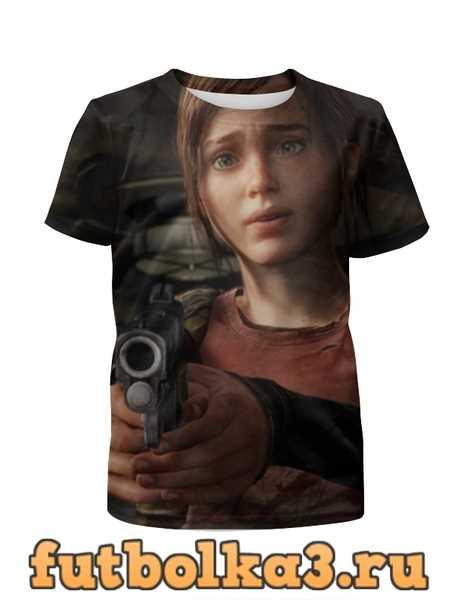 Футболка для девочек Одни из Нас (The Last of Us)