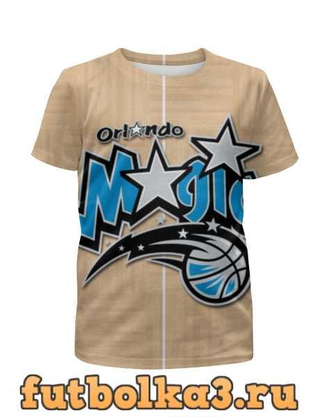 Футболка для девочек Орландо Мэджик (Orlando Magic)