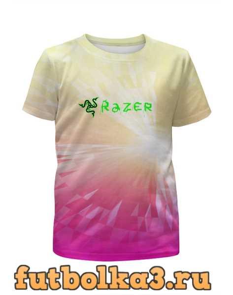 Футболка для девочек Razer