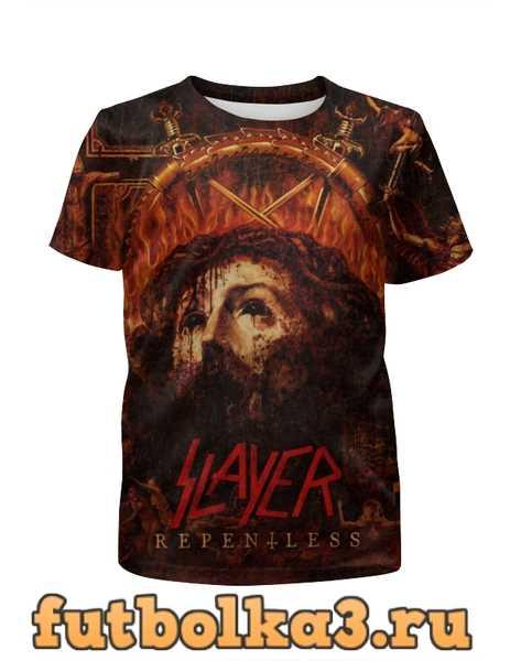 Футболка для девочек Slayer Repentless 2015 (1)