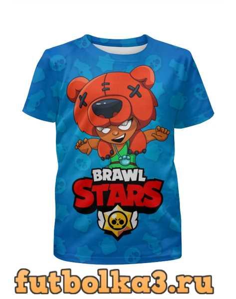 Футболка для мальчиков BRAWL STARS NITA