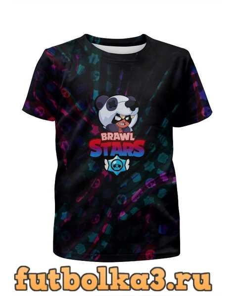 Футболка для мальчиков Brawl Stars