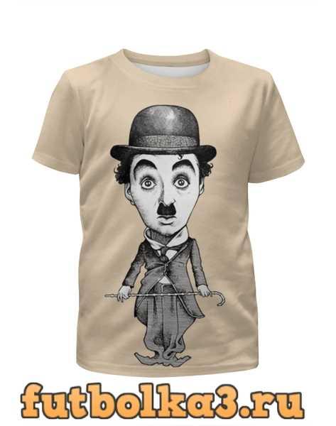Футболка для мальчиков Charlie Chaplin