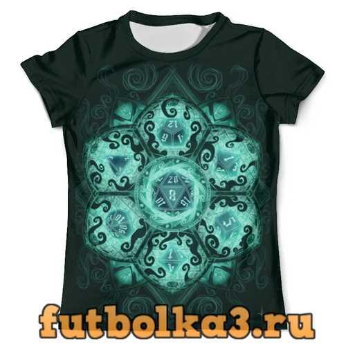 Футболка ДнД - Лавкрафт мужская
