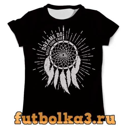 Футболка Dreams мужская