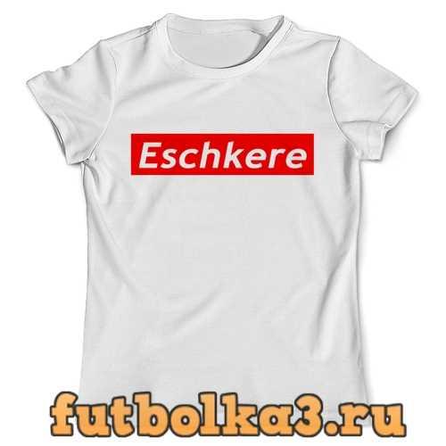 Футболка Eschkere мужская