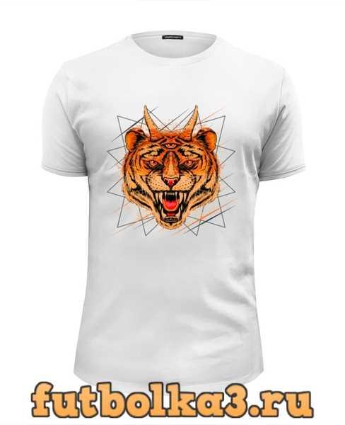 Футболка Evil tiger мужская