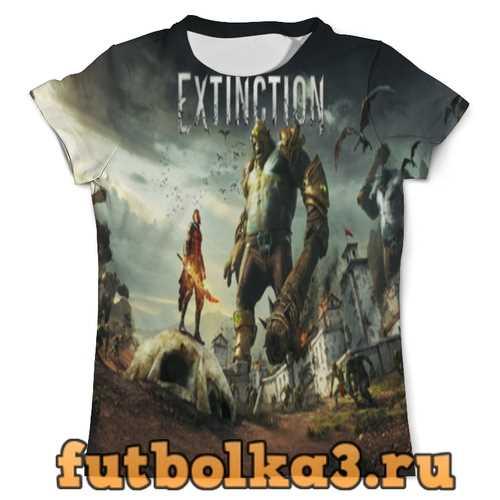 Футболка Extinction мужская