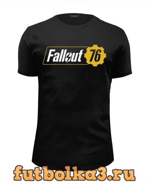 Футболка Fallout 76 мужская