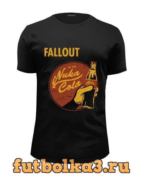 Футболка Fallout (Nuka Cola) мужская