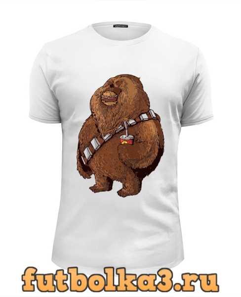 Футболка Fat Chewbacca мужская