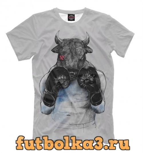 Футболка Fighing Bull мужская
