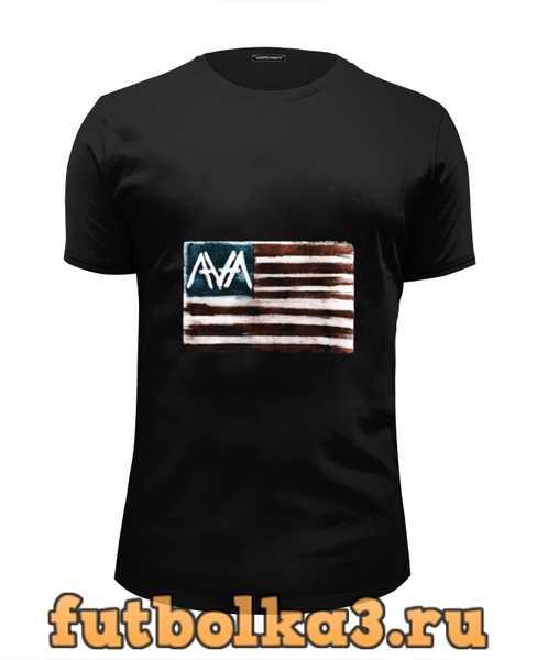 Футболка Flag Banner AvA мужская