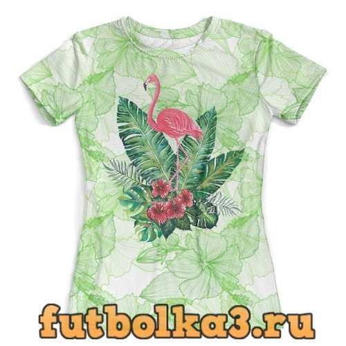Футболка Flamingo Design женская