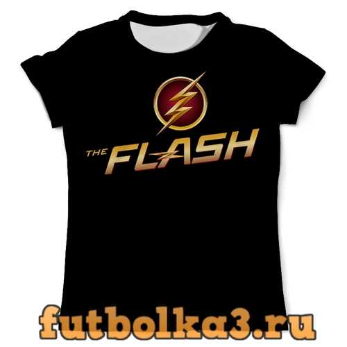 Футболка Flash (1) мужская