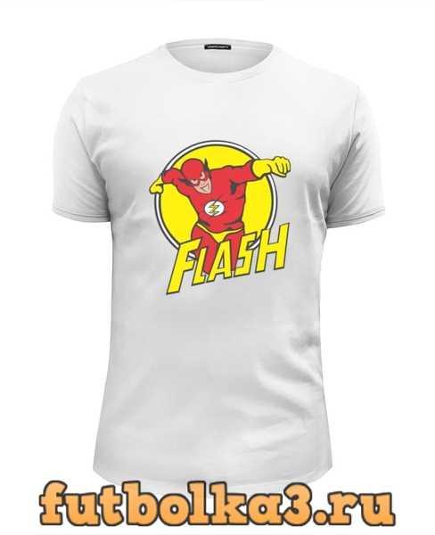 Футболка flash - Футболка Шелдона мужская