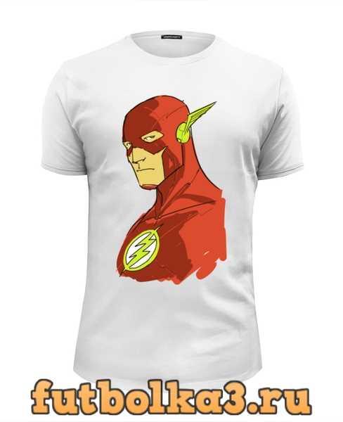 Футболка Flash (Молния) мужская
