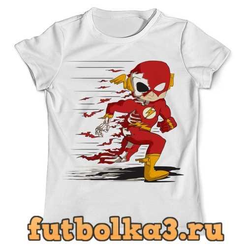 Футболка Flash (The Flash) мужская