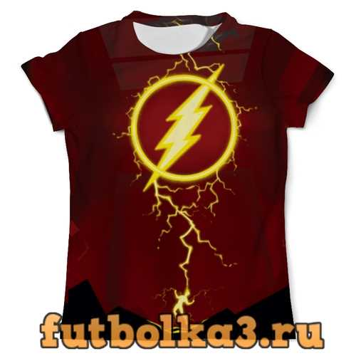 Футболка Flash/Флэш мужская