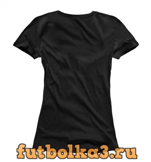Футболка Fliera женская