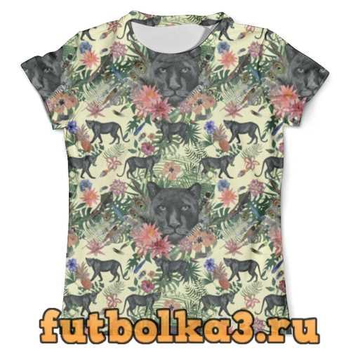Футболка Flora & Panther Design ( day) мужская