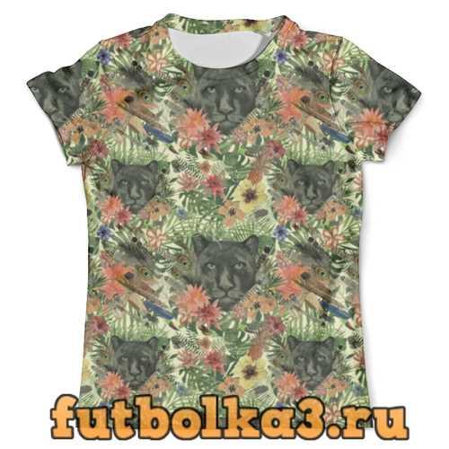 Футболка Flora & Panther Design (day) мужская