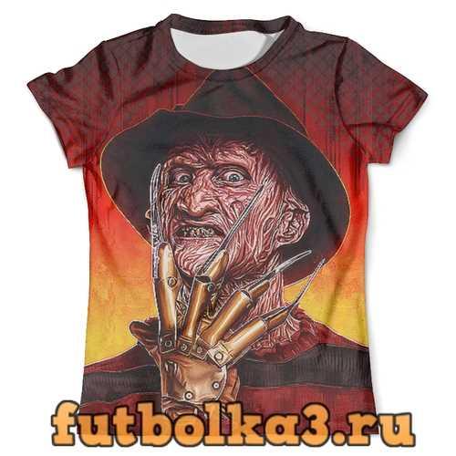 Футболка Freddy Krueger Design мужская