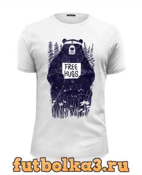 Футболка Free Hugs мужская