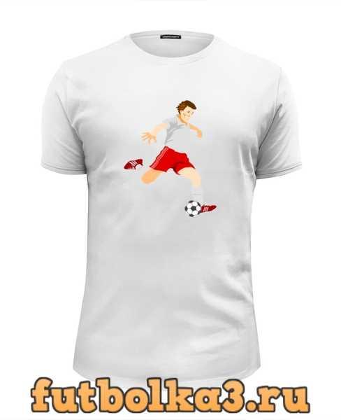Футболка Футболист мужская