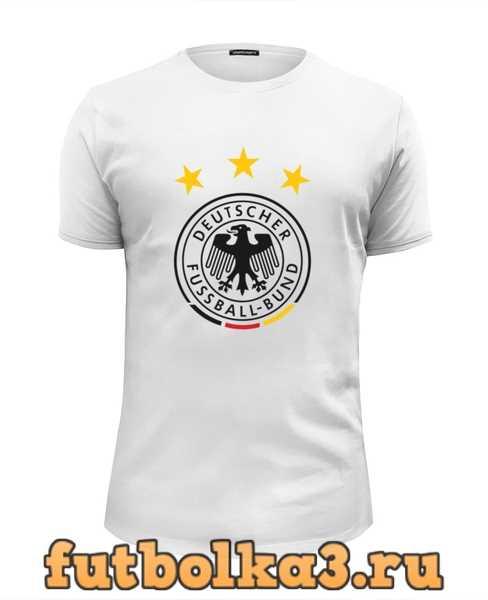Футболка Футболка сборной Германии по футболу мужская