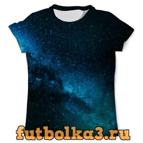 Футболка Galaxy мужская