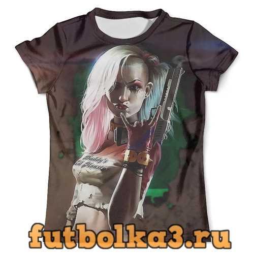Футболка Harley Quinn (1) мужская