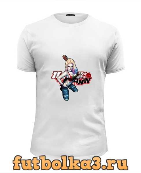 Футболка Харли Квинн / Harley Quinn мужская
