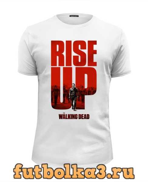 Футболка Ходячие мертвецы / The Walking Dead мужская