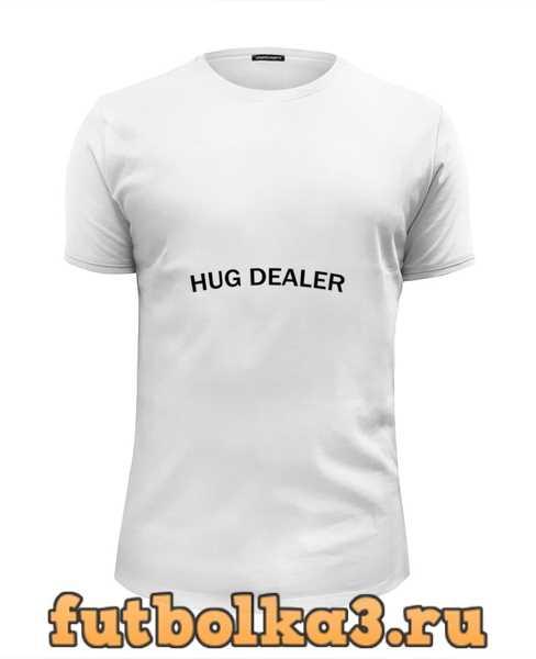 Футболка Hug Dealer мужская