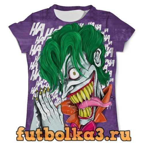 Футболка Joker мужская