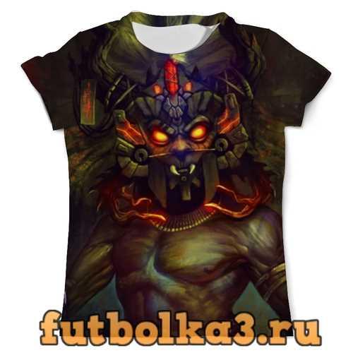 Футболка Колдун (Diablo 3) мужская
