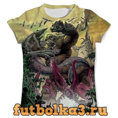 Футболка Kong: Skull Island (King Kong) мужская