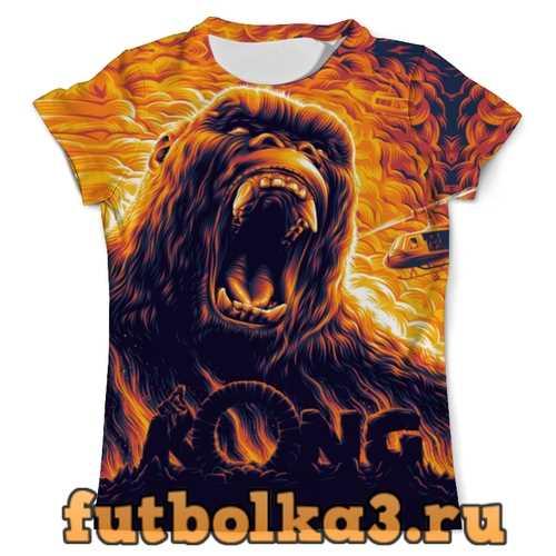 Футболка Kong - Skull Island мужская