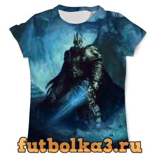 Футболка Король Лич мужская