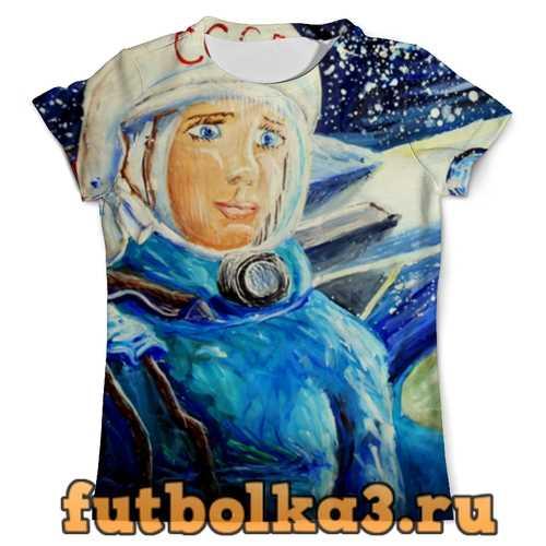 Футболка Космос СССР мужская