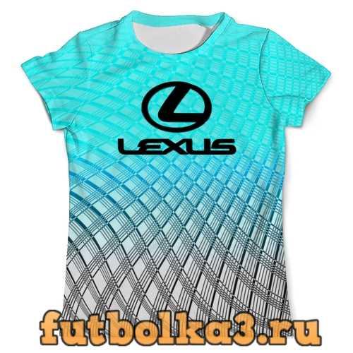 Футболка Lexus мужская