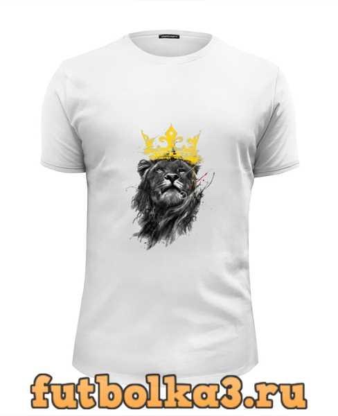 Футболка Lion king мужская