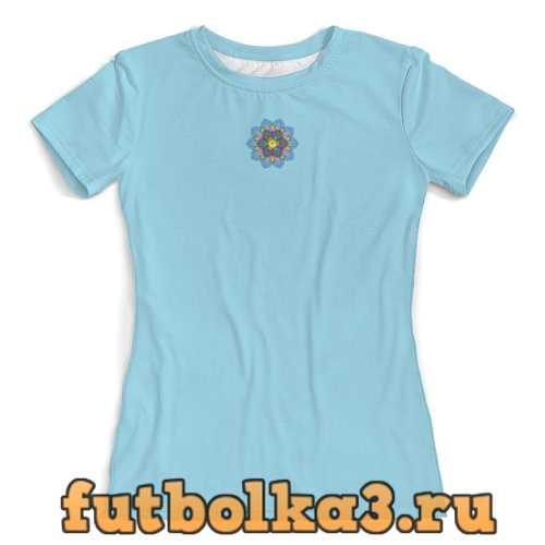 Футболка Mandala II женская