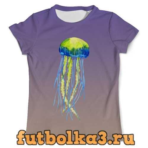 Футболка Медуза мужская