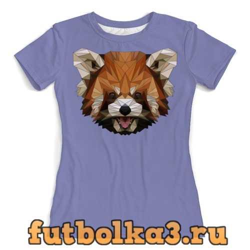 Футболка Медвеженок женская
