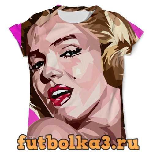 Футболка Мэрилин Монро мужская